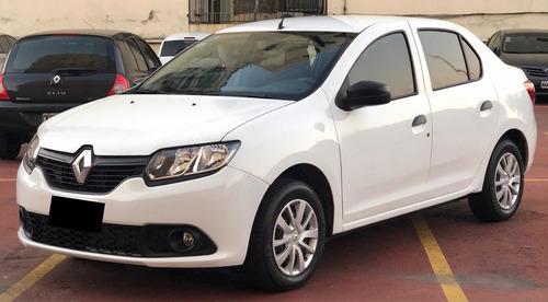 Renault Logan 1.6 Authentique Plus 85cv Con Gnc 2015