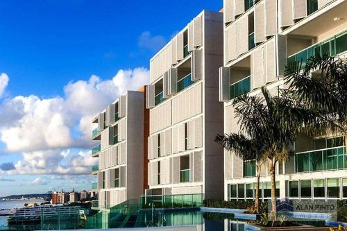 Apartamento Com 1 Dormitório À Venda, 56 M² Por R$ 340.000,00 - Dois De Julho - Salvador/ba - Ap0563