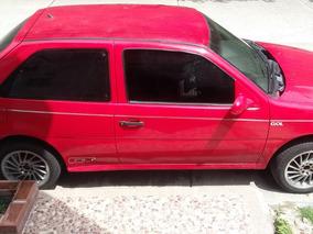 Volkswagen Gol Coupé 1996 Rojo Excelente Estado