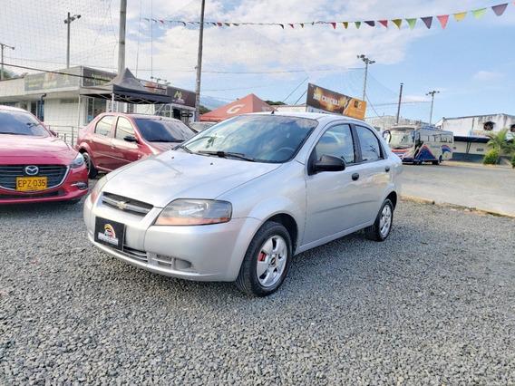 Chevrolet Aveo 1.400 Cc Aire Acondicionado 2006