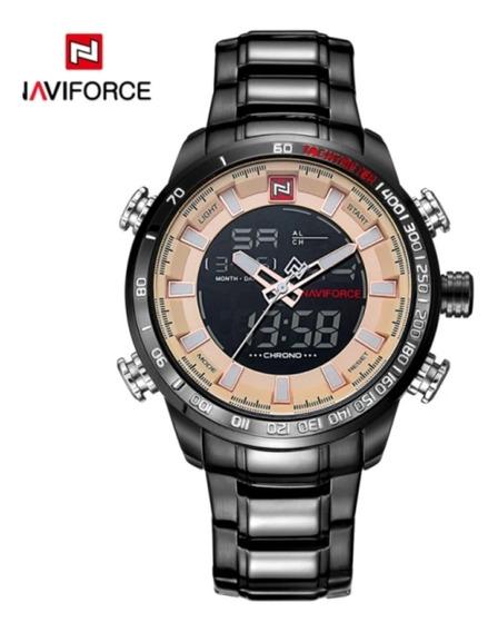 Relógio Masculino Naviforce 9093