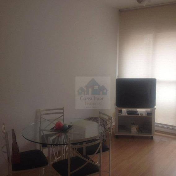 Apartamento Com 2 Dormitórios À Venda, 71 M² Por R$ 297.000,00 - Itararé - São Vicente/sp - Ap2472