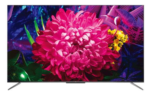 Imagen 1 de 10 de Smart Tv 55  Qled 4k Ultra Hd Tcl L55c715