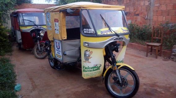 Triciclo Tuk-tuk - Oportunidade De Ótimo Negócio