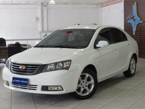 Geely Ec7 1.8 16v Gasolina 4p Manual
