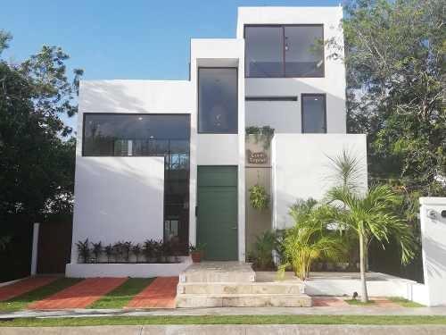 Casa En Playa Del Carmen, Solidaridad