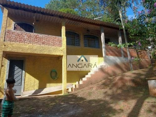 Imagem 1 de 13 de Chácara Com 4 Dormitórios À Venda, 823 M² Por R$ 270.000,00 - Paraíso De Igaratá - Igaratá/sp - Ch0006