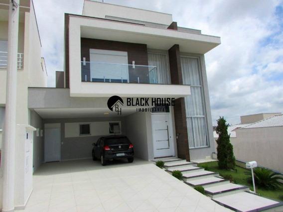 Lindíssimo Sobrado Para Venda Condomínio Ibiti Reserva, Sorocaba - Ca01542 - 34078657