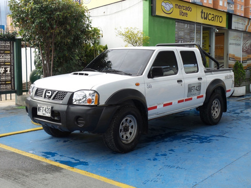 Nissan Frontier 2.5 D22 Np300