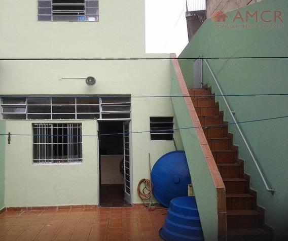 Sobrado Residencial À Venda, Jardim Popular, São Paulo. - So0138