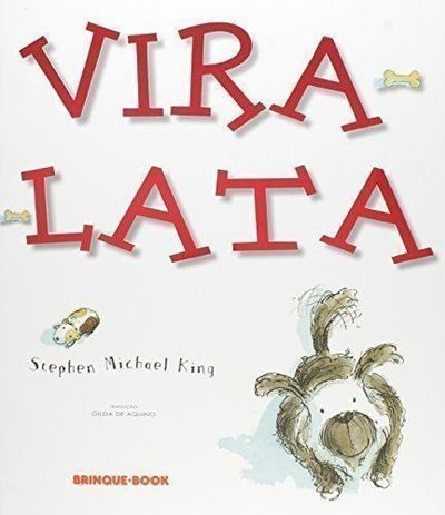 Livro Vira-lata Stephen Michael King