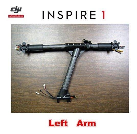 Original DJI inspire 1 t600 left arm set-brazo izquierdo-New Model