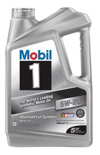Aceite Mobil 1 5w20 X4,785l
