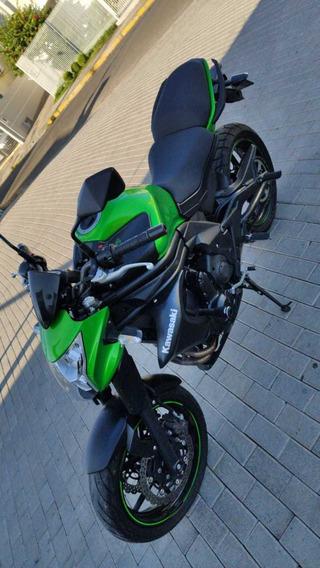 Kawasaki Er 650