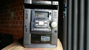 Micro System Sony Hcd-dx50 (com Defeito Tirar Peças)