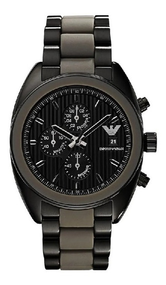 Relógio Masculino Empório Armani Preto Har5953n