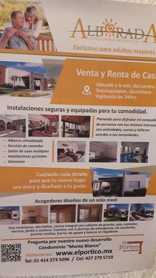 Renta Y Venta De Casas En Tequisquiapan Qro.