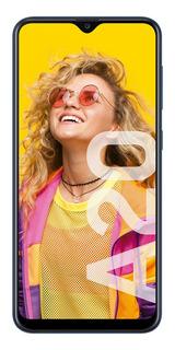 Celular Libre Samsung Galaxy A20 Azul