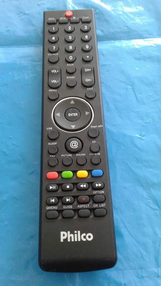 Controle Remoto Tv Philco Ph32u20dsg Led Orig