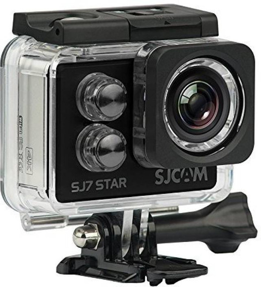 Camera Sjcam Sj7 Star 4k Ultra Hd Wifi Gopro Metal 60fps 30m