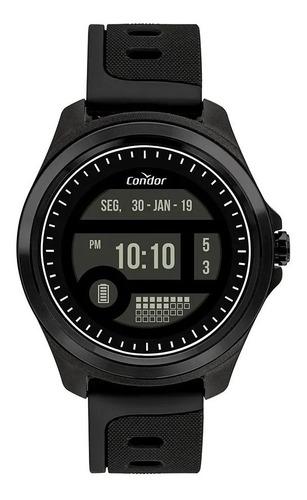 Relógio Condor Masculino Digital Preto Cokw05caa/8p
