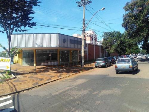 Imóvel Comercial A Venda Em Campinas - Pr0425
