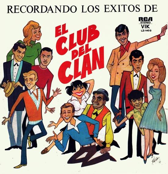El Club Del Clan Recordando Los Exitos Palito Ortega Lp Pvl