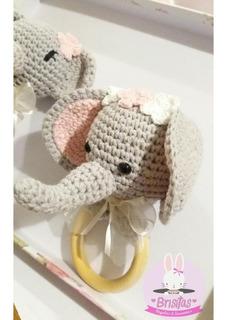 Sonajero Mordedor Elefantita