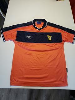 Camisa De Futebol Oficial Seleção Escócia Umbro 1999