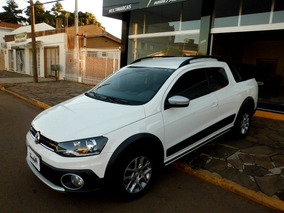 Volkswagen Saveiro 1.6 16v Cross Cab. Dupla Total Flex 2016