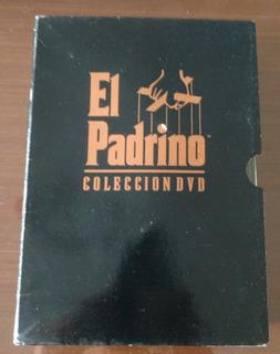 El Padrino Coleccion Dvd Box Set