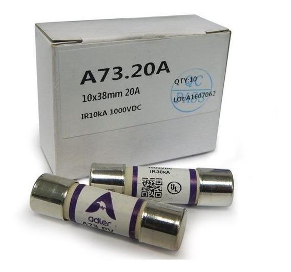 A73220070x Pv Fusivel 10x38 20a/1000dc