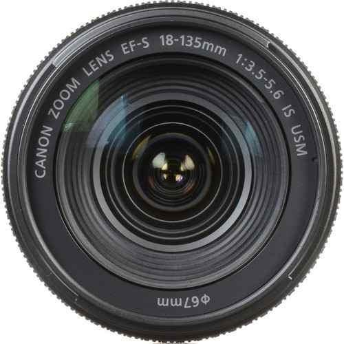 Lente Canon Ef-s 18-135mm F/3.5-5.6 Is Usm Nova