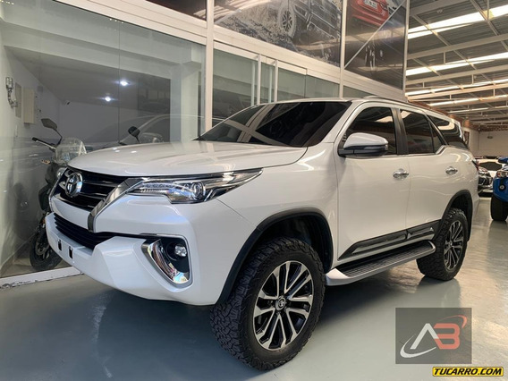 Toyota Fortuner Vxr + Blindada