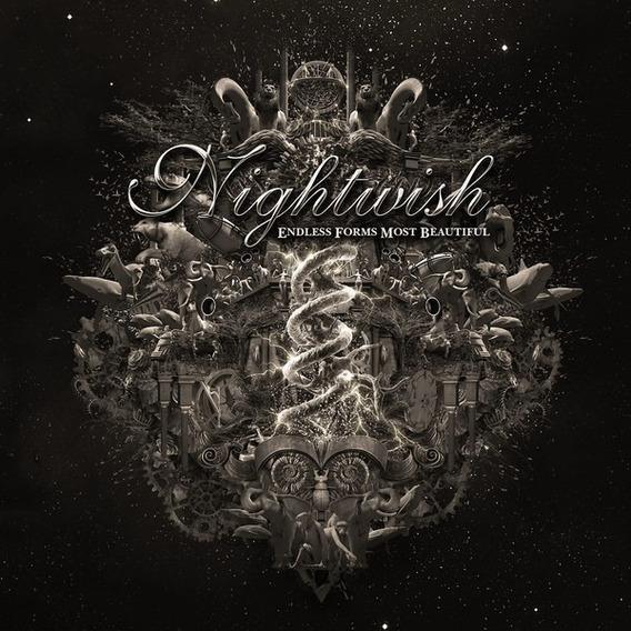 Nightwish Endless Forms Most Beautiful Cd Nvo Nacional D.i.