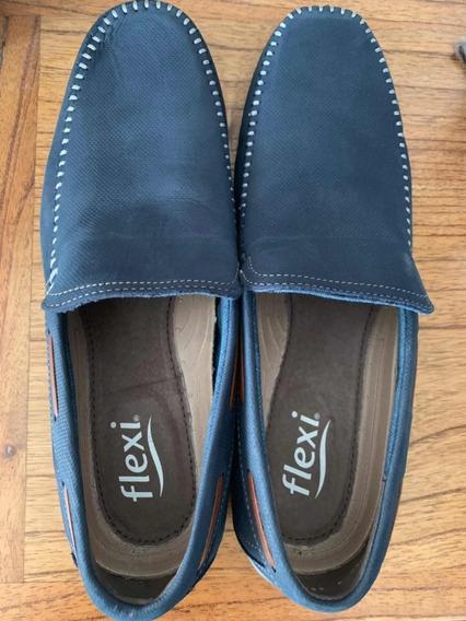 Zapatos De Hombre Flexi