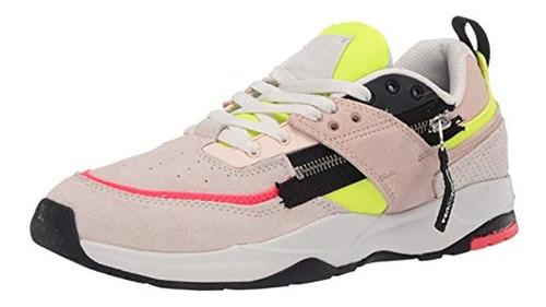 Zapato De Skate Con Cremallera E.tribeka Dc Para Hombre