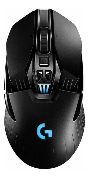 Mouse para jogo sem fio Logitech Lightspeed G Series G903 preto