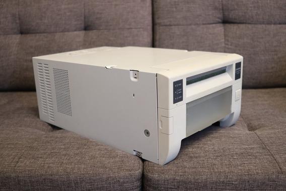 Impressora De Fotos Mitsubishi Cp-d70dw