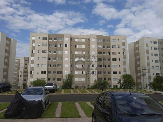 Maravilhoso Apartamento Com 2 Quartos À Venda, 50 M² Por R$ 223.000 - Matão - Campinas/sp - Ap2030