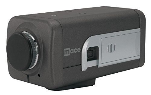 Cámara De Vigilancia Macepro Hq Box, 650tvl (mpc-box)