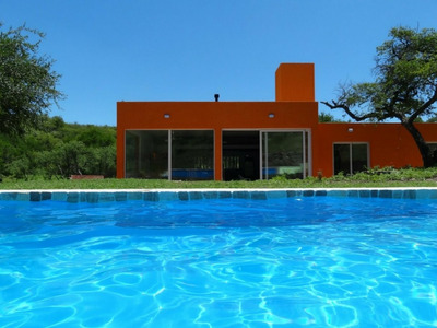 Casa De Campo Carlos Paz