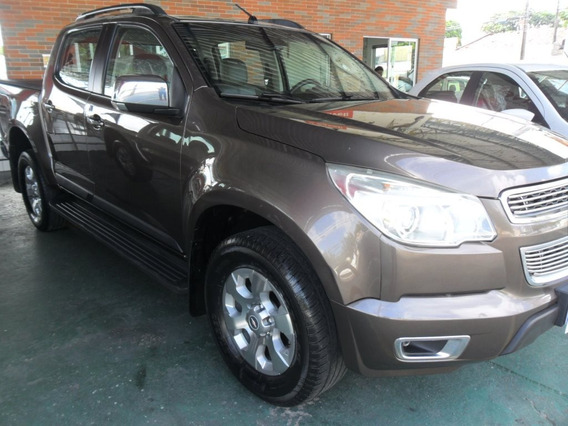 Chevrolet S10 2.4 Mpfi Ltz 4x4 Cd 8v Flex 4p Manual