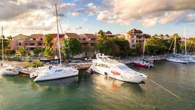 Departamento The Palms Puerto Morélos Inversión Caribe Playa