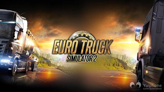Euro Truck Simulator 2 Original - Chave Steam