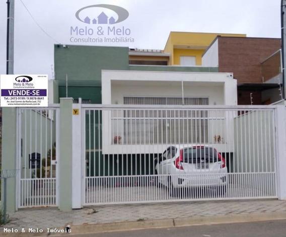 Casa Para Venda Em Bragança Paulista, Quinta Dos Vinhedos - 1621_2-937289