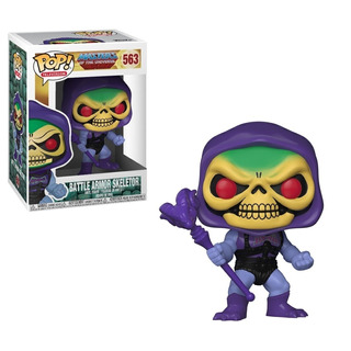 Funko Pop Skeletor 563 Masters Of The Universe Baloo Toys