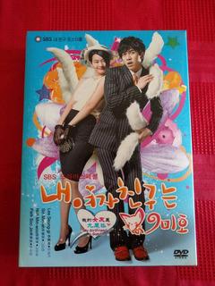 My Girlfriend Is A Gumiho Dvd Box Dorama Coreano