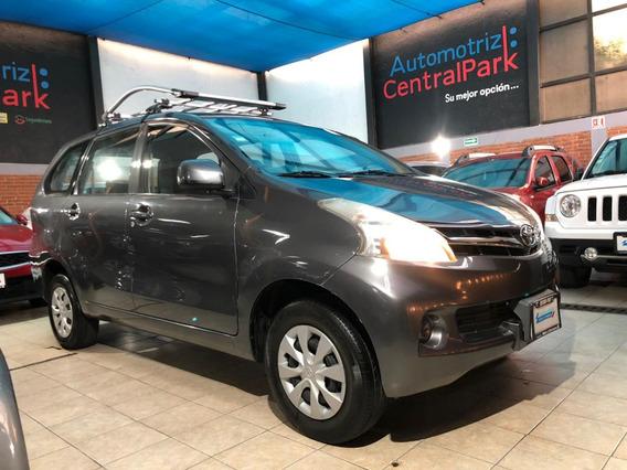 Toyota Avanza 1.5 Premium 2015
