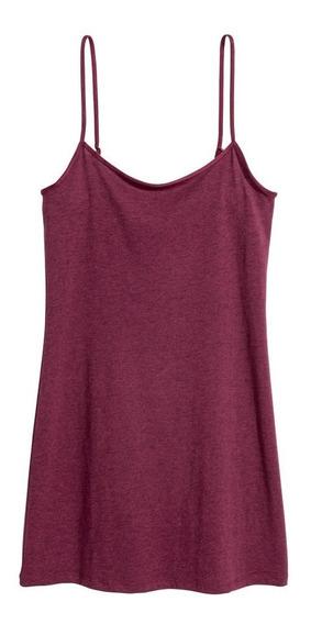 Camiseta Larga Hym Mujer Violeta